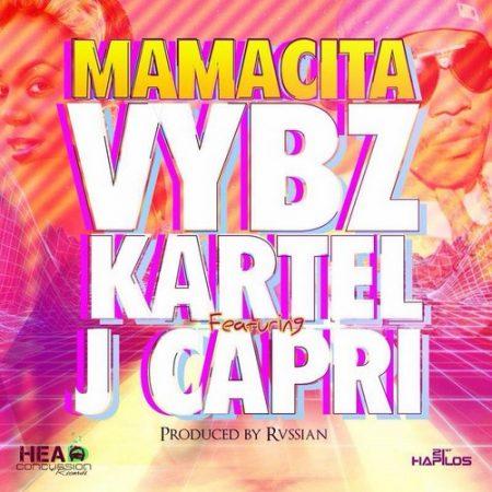 Vybz-Kartel-ft.-J-Capri-Mamacita-Cover