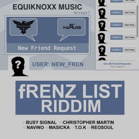 frenz-list-riddim-Cover