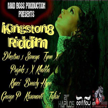 kingston-8-riddim-Cover