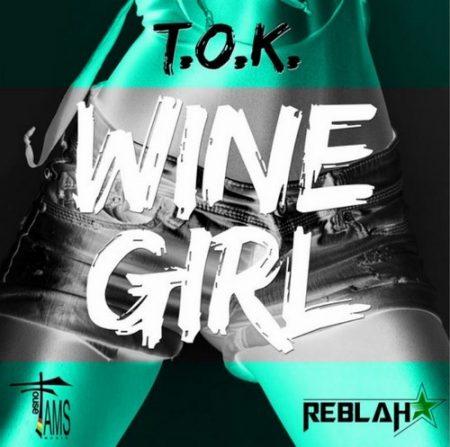 T.O.K-WINE-GIRL-COVER