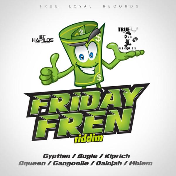 Friday-Fren-Riddim-Cover