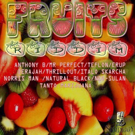 00- Fruits-Riddim-Sam-Diggy-Music-Artwork