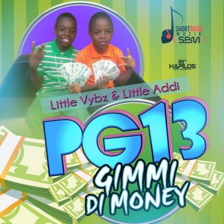 PG-13-LITTLE-VYBZ-LITTLE-ADDI-GIMMI-DI-MONEY-COVER