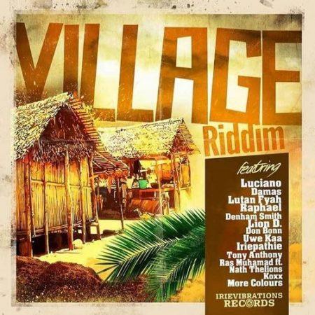 Village-Riddim-Cover