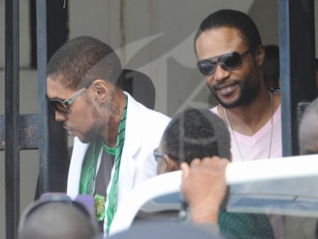 Vybz-kartel-shawn-storm-Leaving-Court-and-heading-to-prison