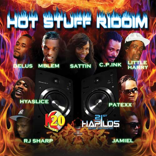 Hot-Stuff-Riddim