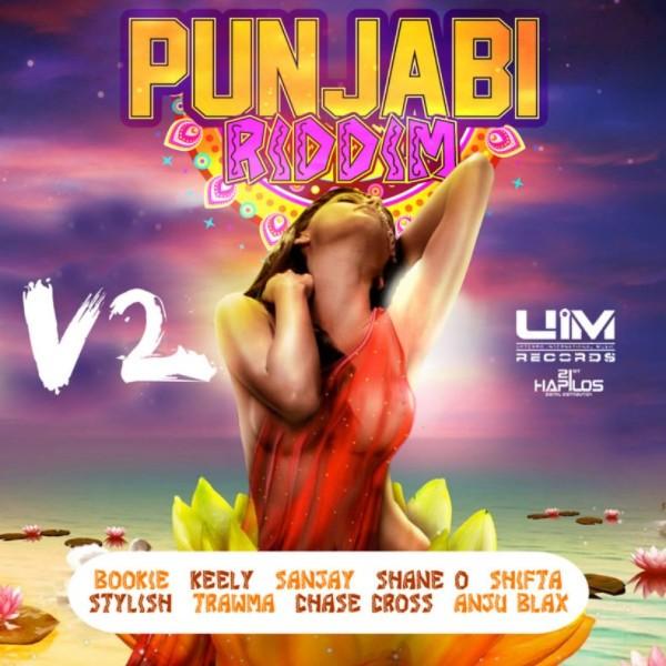 00-punjabi-v2-cover-600x600 PUNJABI RIDDIM V2 (FULL PROMO) - UIM RECORDS