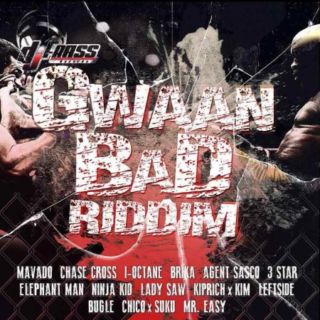 GWAAN BAD RIDDIM (FULL PROMO) – DJ FRASS RECORDS
