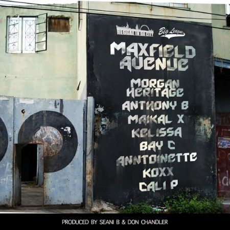 MAXFIELD AVENUE RIDDIM (FULL PROMO) – REGGAE IN THE CITY & BIG LEAGUE