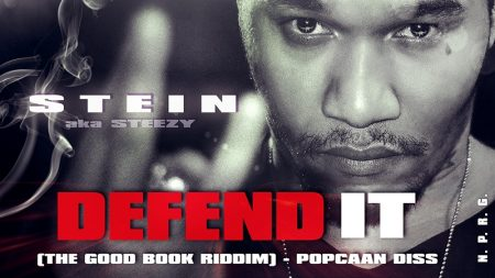 STIEN – DEFEND IT (POPCAAN DISS) [LADY SAW COUNTERATION] – GOOD BOOK RIDDIM – H2O RECORDS