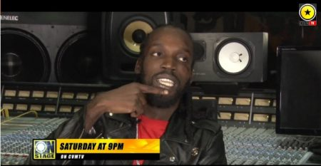 mavado-onstage-interview