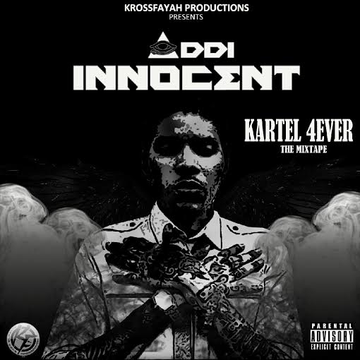 Vybz Kartel Addi Innocent 4ever Coloring Book Booked For