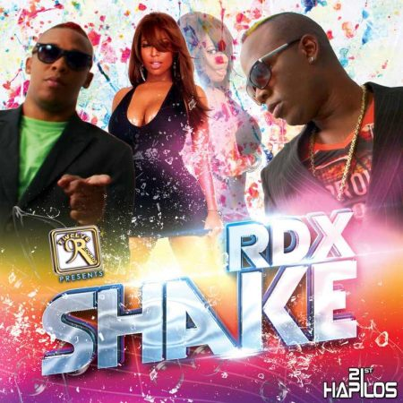 RDX – SHAKE – TWELVE 9 RECORDS _ ZJ SPARKS