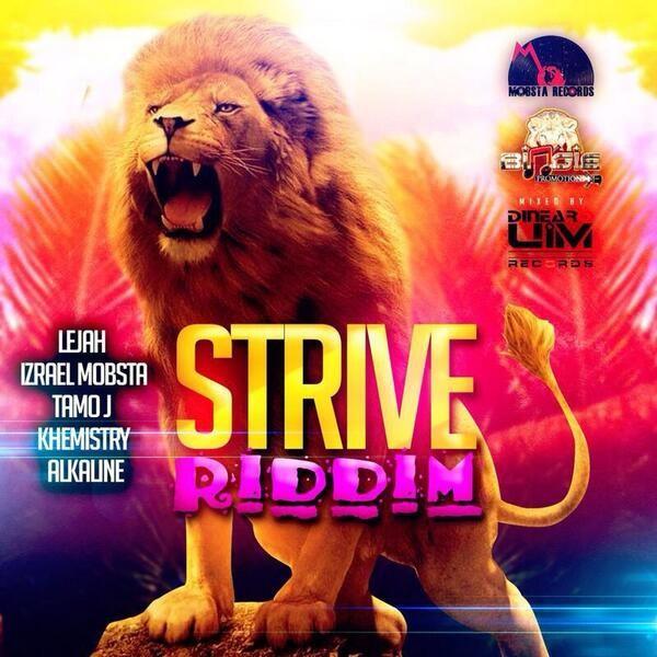 STRIVE-RIDDIM