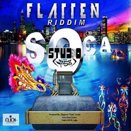 FLATTEN RIDDIM (FULL PROMO) – STUDIO 758