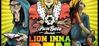 LION INNA DEN RIDDIM [FULL PROMO] – IRON GATE SOUND