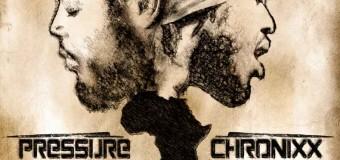 PRESSURE FT. CHRONIXX – AFRICA REDEMPTION – YARD VYBZ ENTERTAINMENT