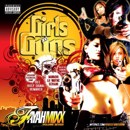 krossfayah-sound-girls-and-guns-artwork