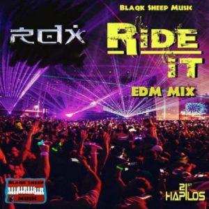 rdx-ride-it-edm-artwork