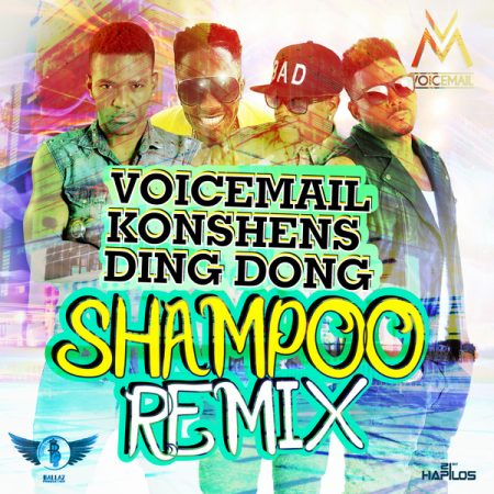 voicemail-konshens-ding-dong-shampoo-remix-cover