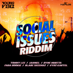 Social-Issues-RIddim-cover