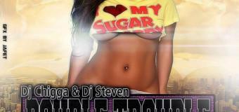 DJ CHIGGA & DJ STEVEN – DOUBLE TROUBLE – MIXTAPE