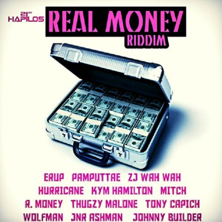 Real-Money-Riddim-cover