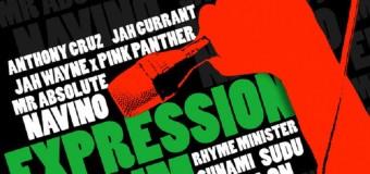 EXPRESSION RIDDIM [FULL PROMO] – JAH WAYNE RECORDZ