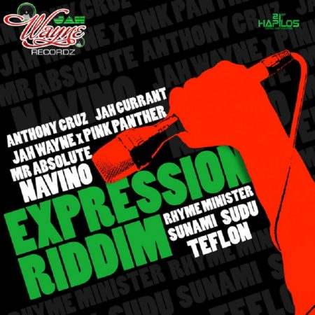 Expression-Riddim-cover