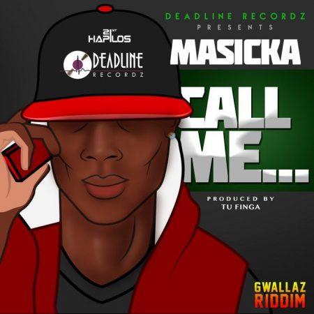 MASICKA-CALL-ME-COVER