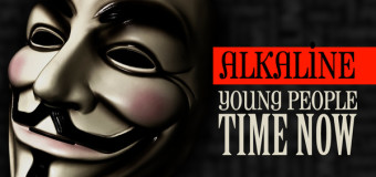 ALKALINE – YOUNG PEOPLE TIME NOW – SO UNIQUE RECORDS