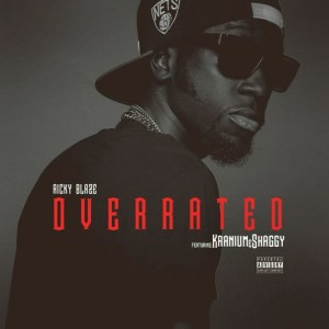 RICKY-BLAZE-x-SHAGGY-x-KRANIUM-OVERRATED-ARTWORK