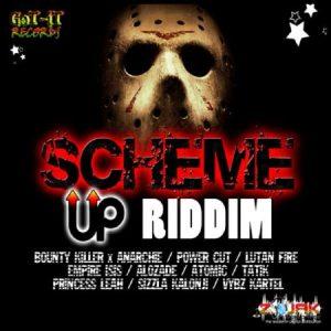 Scheme-Up-Riddim-Cover