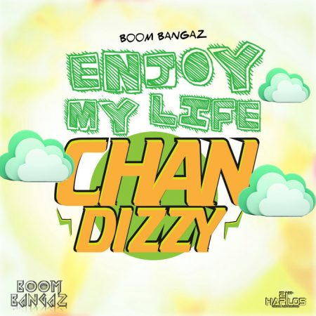 chan-dizzy-Enjoy-My-Life-Cover