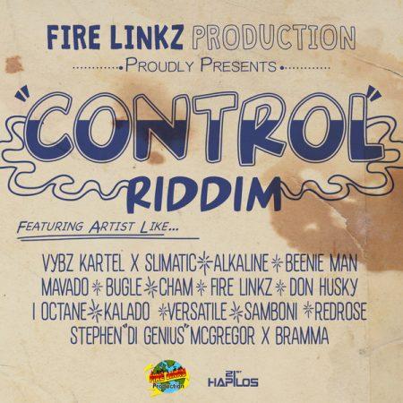 control-riddim-cover
