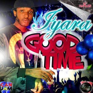 iyara-good-time-Cover