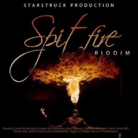 spitfire-riddim-cover