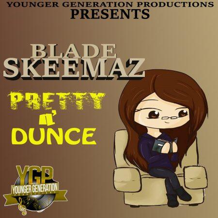 Blade-skeemaz-pretty-n-dunce-Cover