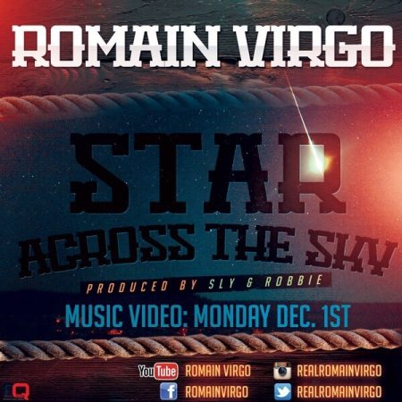 Romain-virgo-star-across-the-sky-Cover