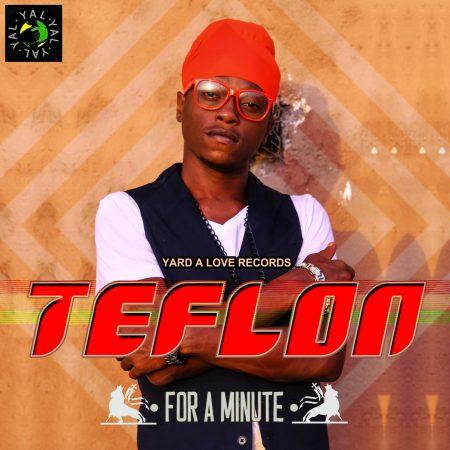 teflon-For-A-Minute-artwork