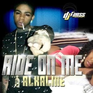 Alkaline-ride-on-me-Artwork