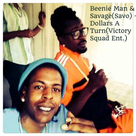 Beenie-Man-Savage-Dollars-A-Turn-Artwork