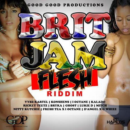 Brit-jam-flesh-riddim-Cover