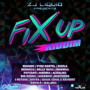 Fix-Up-Riddim-Cover