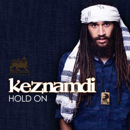 KEZNAMDI-HOLD-ON-COVER