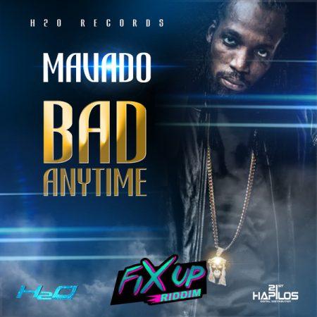 Mavado-Bad-Anytime-Cover