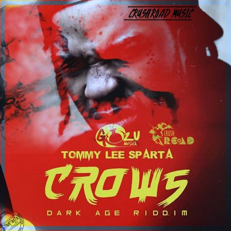 Tommy-Lee-Crows-Cover