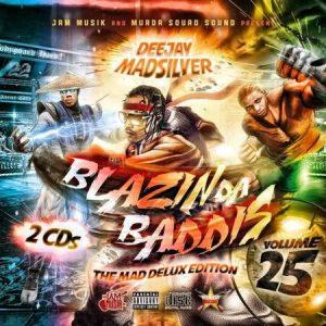 00-blazin-di-baddis-mixtape-artwork-300x300 DJ MADSILVER - BLAZIN DA BADDIS VOLUME 25 - MIXTAPE