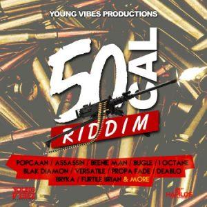 50 CAL RIDDIM COVER