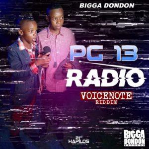 PG-13-Radio